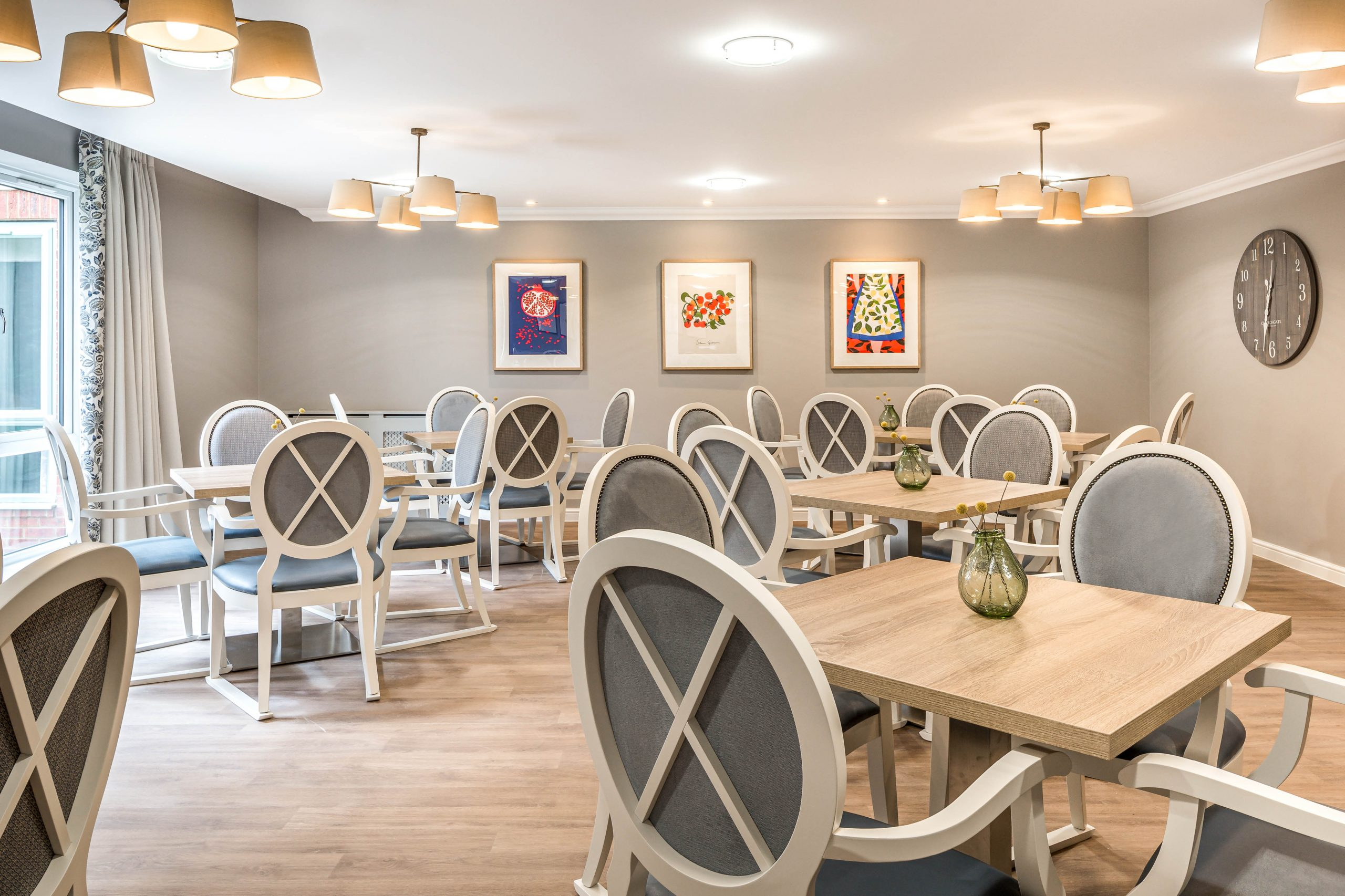 Boutique - Newmarket - dining
