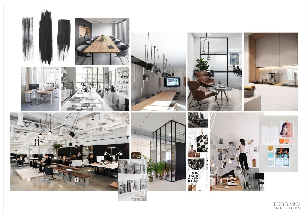 Office Mood Board WP